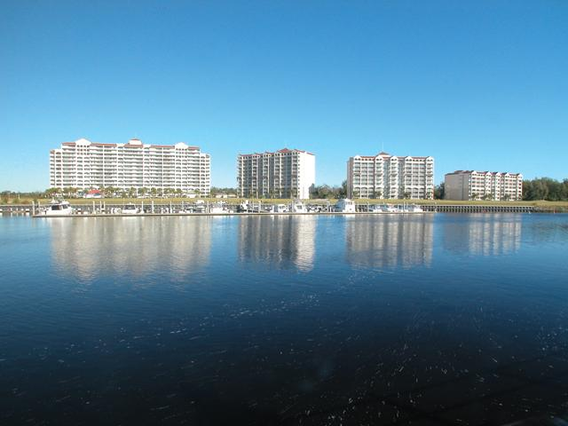 The Yacht Club complex with waterfront location - Roomy 3BR Yacht Club 1-301 @ Barefoot Resort - North Myrtle Beach - rentals