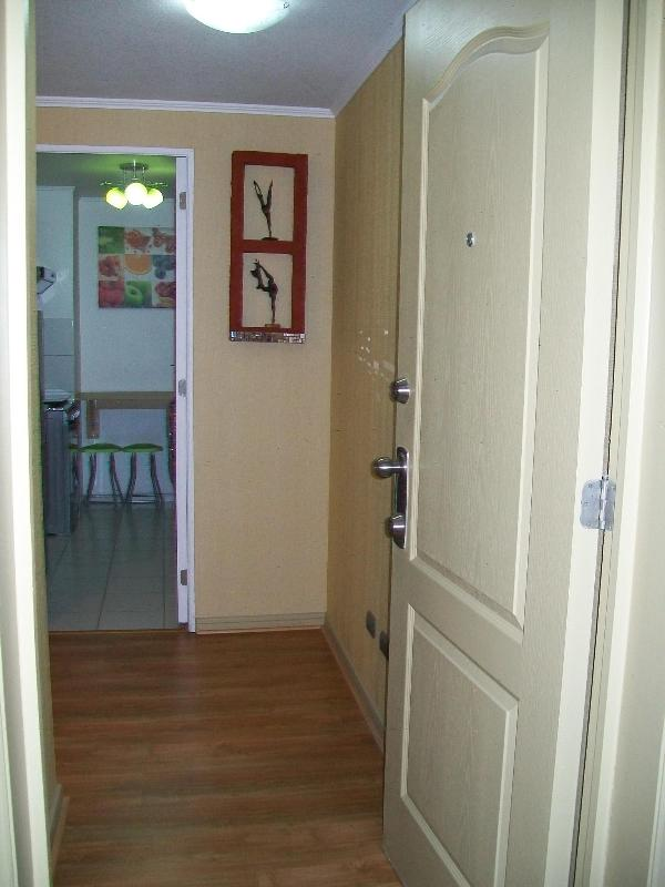 opening the door to the apartment - Renting my beautifull fully founitured apartment - Vichuquen - rentals