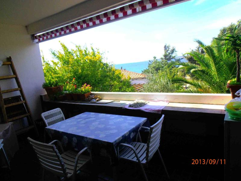 Apartment for 5pax - Tisso 18-14 (4-5 pax) - Image 1 - Zrce - rentals
