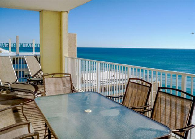 BEACHFRONT AND BEAUTIFUL FOR 10!! OPEN 8/16-23! NOW 15% OFF! - Image 1 - Panama City Beach - rentals