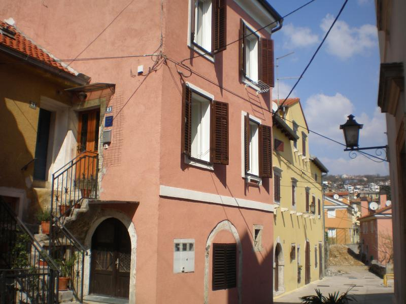 Apartment Enica for 3 in pittoresque Volosko center - Image 1 - Opatija - rentals