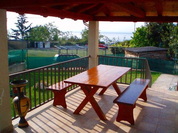 Outdoore area - 2 bedroom apartment for 5 persons in Opatija - Opatija - rentals