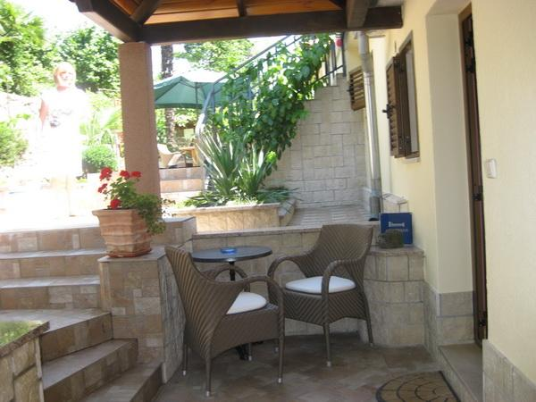 Outdoor area - Apartment Ana  for 5 in Opatija - Opatija - rentals