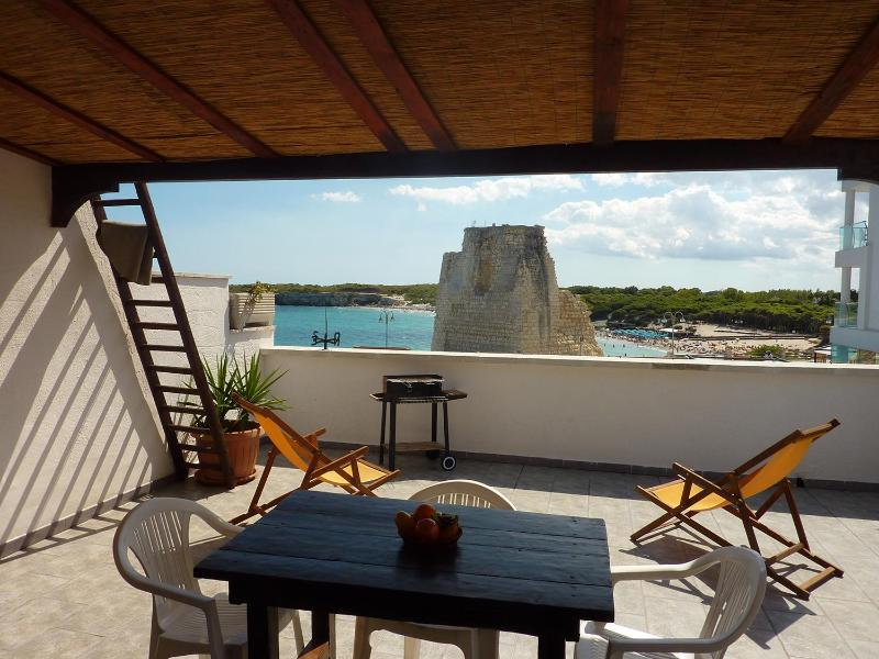 amazing sea view 1 - House with amazing sea view in Torre Dell'Orso - Torre Dell'Orso - rentals