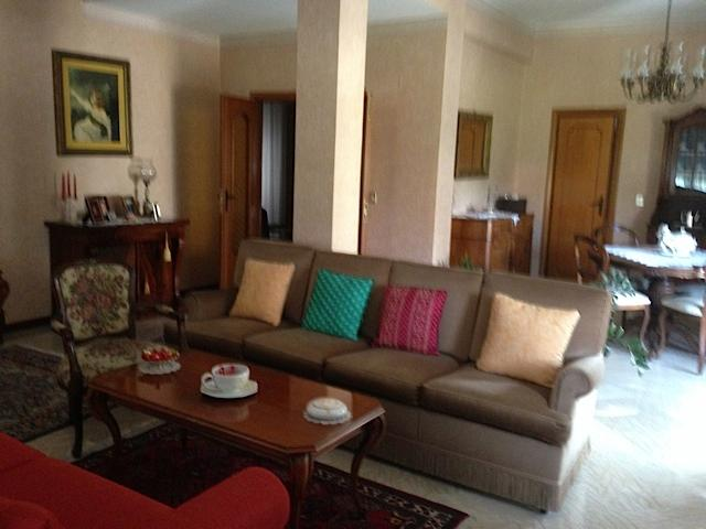 LIVING ROOM - Lovely Room in Rome Residential Area - Rome - rentals