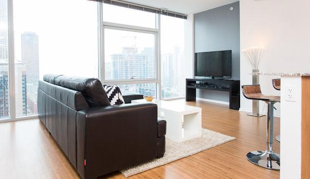 BRAND NEW CONDO Pool Gym LOCATION on Michigan Ave! - Image 1 - Chicago - rentals