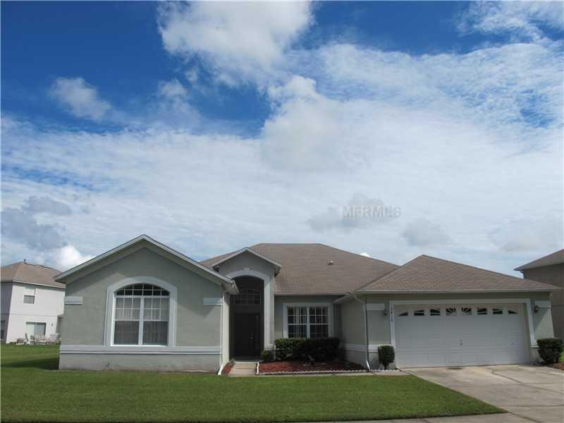 IRIS VALLEY - Image 1 - Kissimmee - rentals