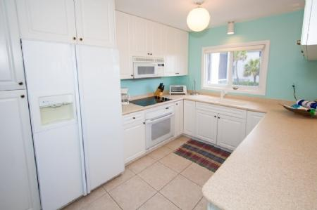 Kitchen - Island Beach Club 230E - Sanibel Island - rentals