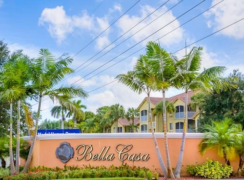 Sign - Bella Casa 124 - Fort Myers - rentals