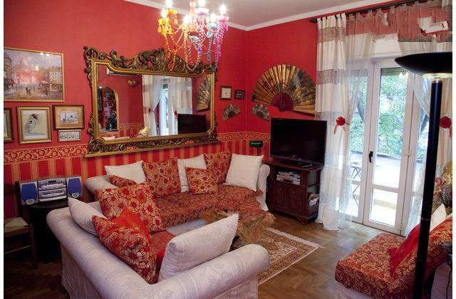 Apartment romantic for rent in Milan (short period)  4 people - Image 1 - Milan - rentals