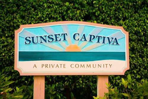 Sign - Sunset Captiva 06 - Captiva Island - rentals