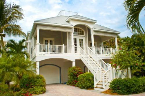 Exterior - At The Beach - Captiva Island - rentals