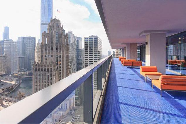 Magnificent Mile 1 Bedroom At Optima Chicago #1504 - Image 1 - Chicago - rentals
