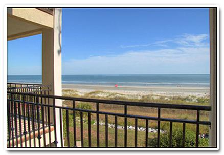 View from one of the balconies - Sea-Clusion, 5 Guscio Way, Concierge Inculded - Hilton Head - rentals