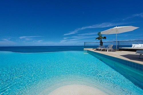 Exclusive waterfront in St. Marteen - Image 1 - Terres Basses - rentals