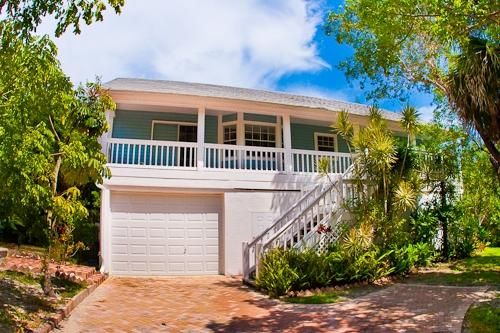 Exterior - Tree House - Sanibel Island - rentals