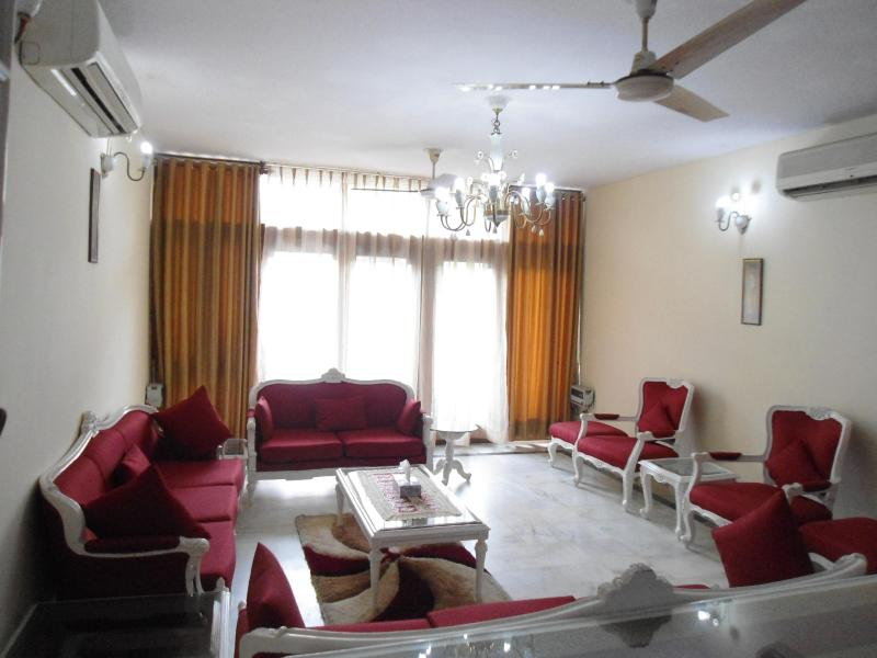 Drawing Room - 2 Bedroom @ GK 2, South Delhi - Harmony Suites - New Delhi - rentals