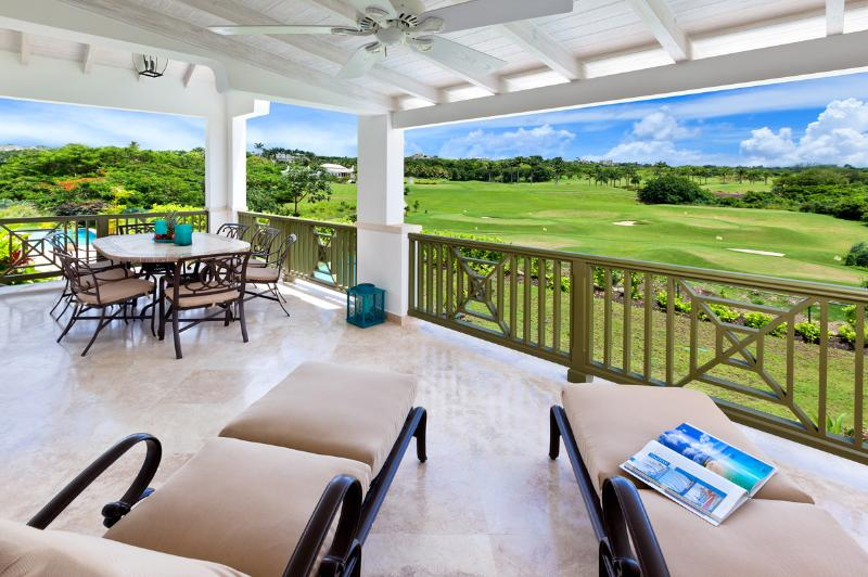 Royal Westmoreland-Cherry Red: Excellent Golf Views - Image 1 - The Garden - rentals