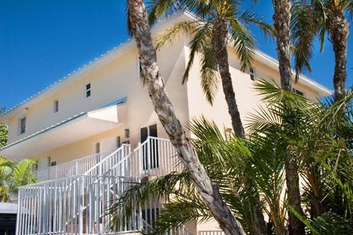 Exterior View - Golden Beach 4 - Sanibel Island - rentals