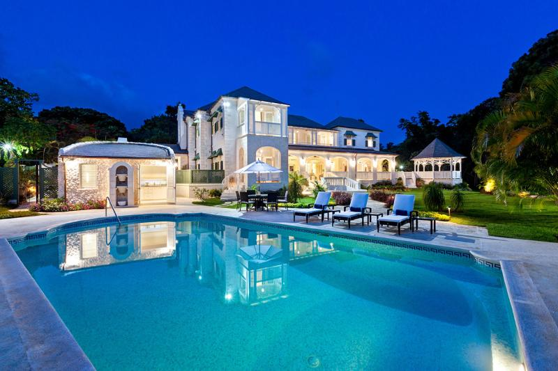 Sandy Lane-Windward: Luxurious Caribbean Villa - Image 1 - Sunset Crest - rentals