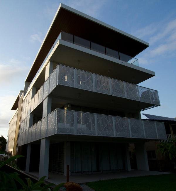 External view - Award winning Executive style holiday apartment - Currimundi - rentals
