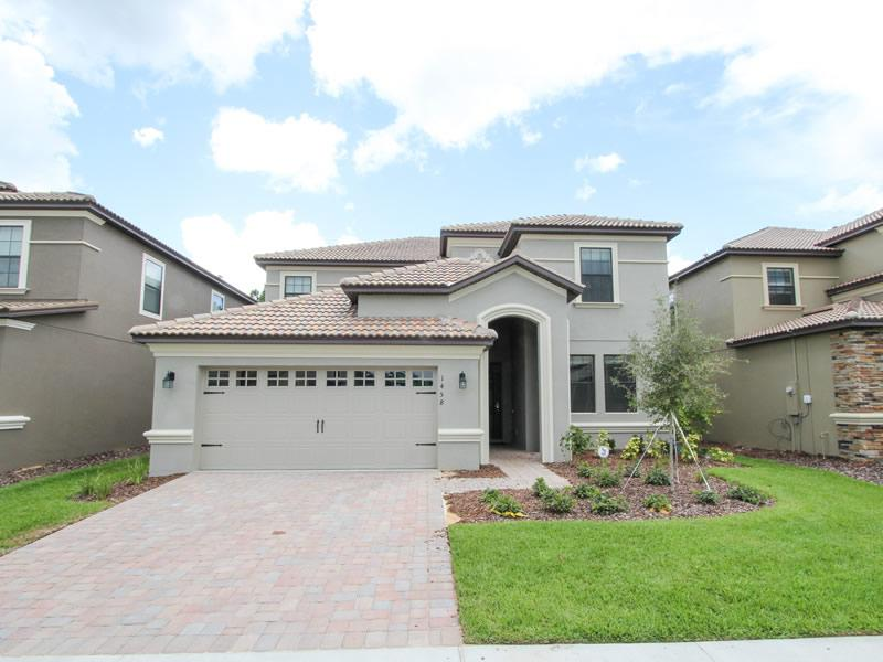 6 bed home with private pool, spa & games room - Image 1 - Loughman - rentals