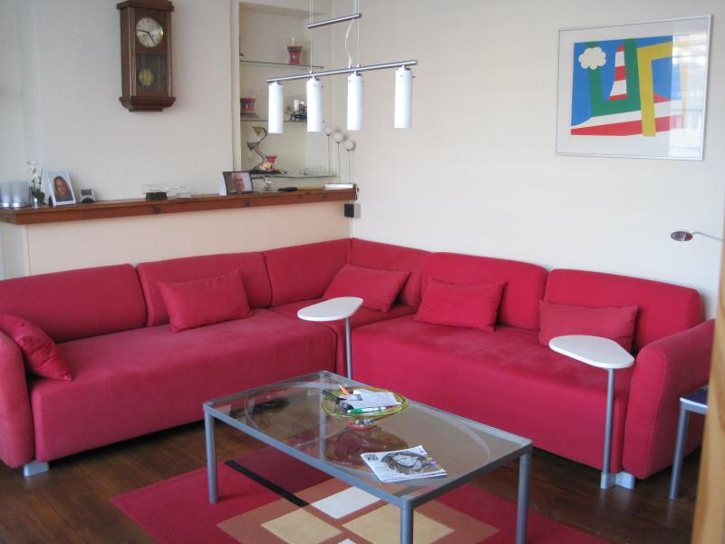 fully furnished living room - APARTMENT ON SEASIDE IN VLISSINGEN - Vlissingen - rentals