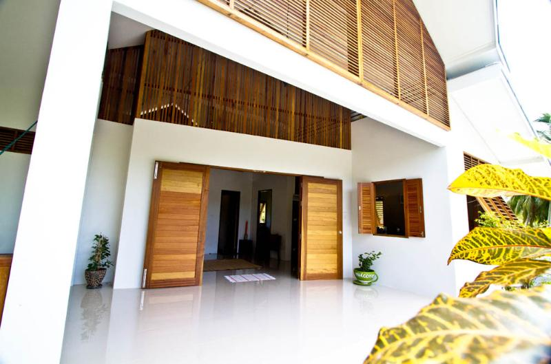 Entrance - Maduawhan Villa - 2 Double Bedrooms - Koh Phangan - Koh Phangan - rentals