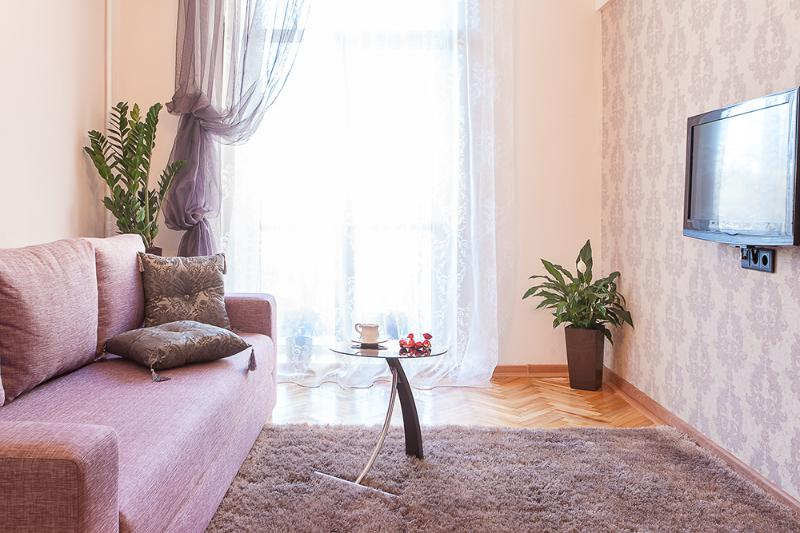 A living room - Royal Stay Group Apartments (215) - Minsk - rentals