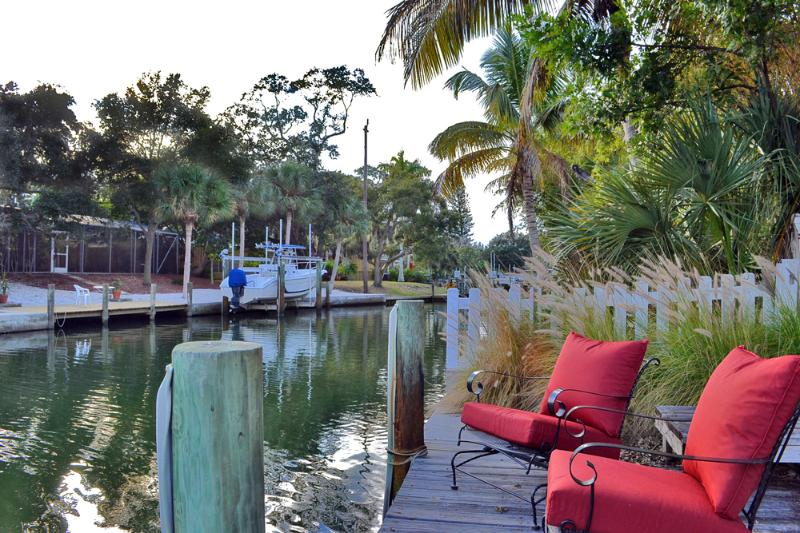 Spacious Siesta Key Canal Front Vacation Rental - Image 1 - Siesta Key - rentals