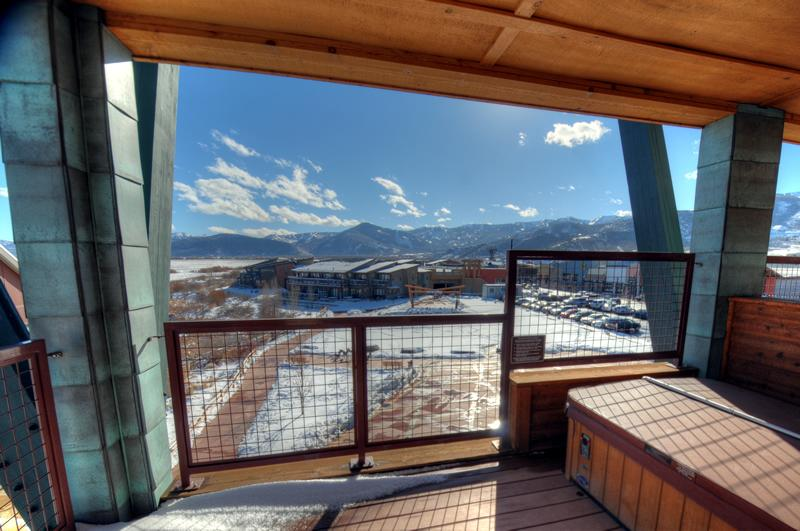 Executive Suite w/Private Hot Tub (NP323) - Image 1 - Park City - rentals
