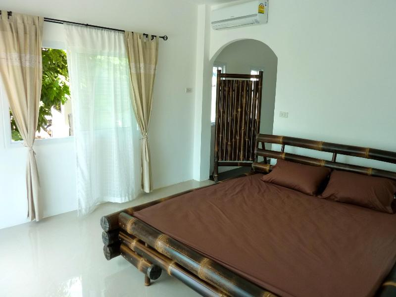 Bedroom - 1 BDR SEA VIEW APART. SPEC PRICE JUNE - Koh Samui - rentals