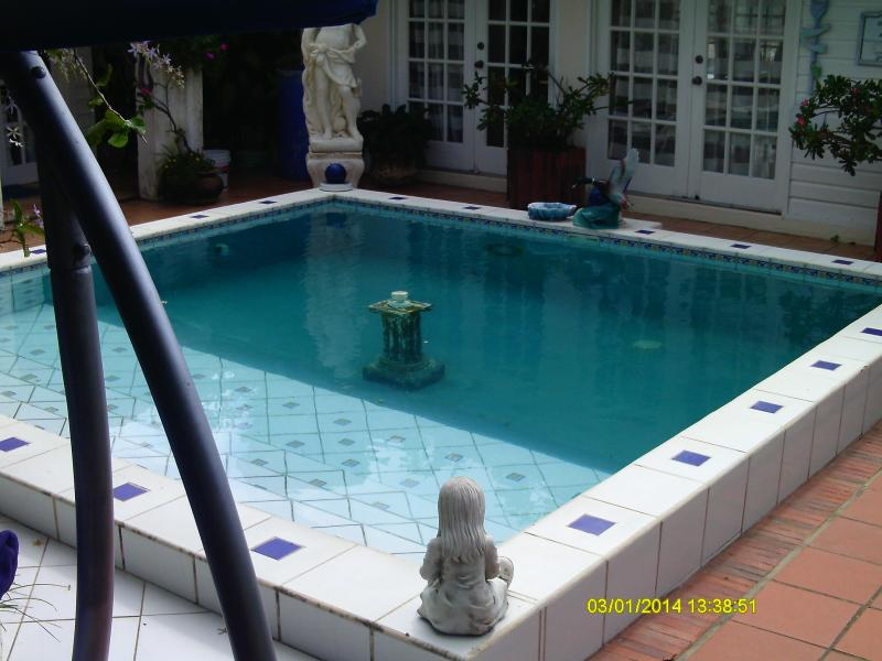 2 Bedroom Apartment On The Park For Rent - Image 1 - Anse Cochon - rentals