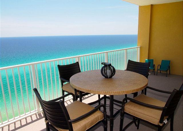 THE BEACH DOESN'T GET ANY BETTER THAN THIS! - New Luxury Beachfront Condo. Low rates for Sep/Oct! Free Beach Service - Panama City Beach - rentals