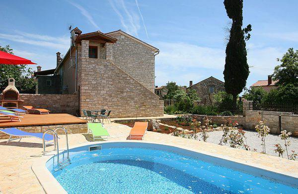 Beautiful Istrian villa with private pool - Image 1 - Tar - rentals