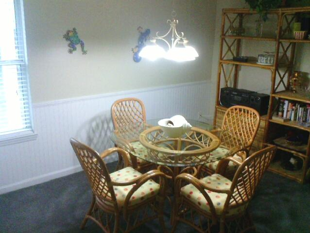 Dining Area - Walk to beach in this 2 Bedroom 2 Bath Condo - Panama City Beach - rentals