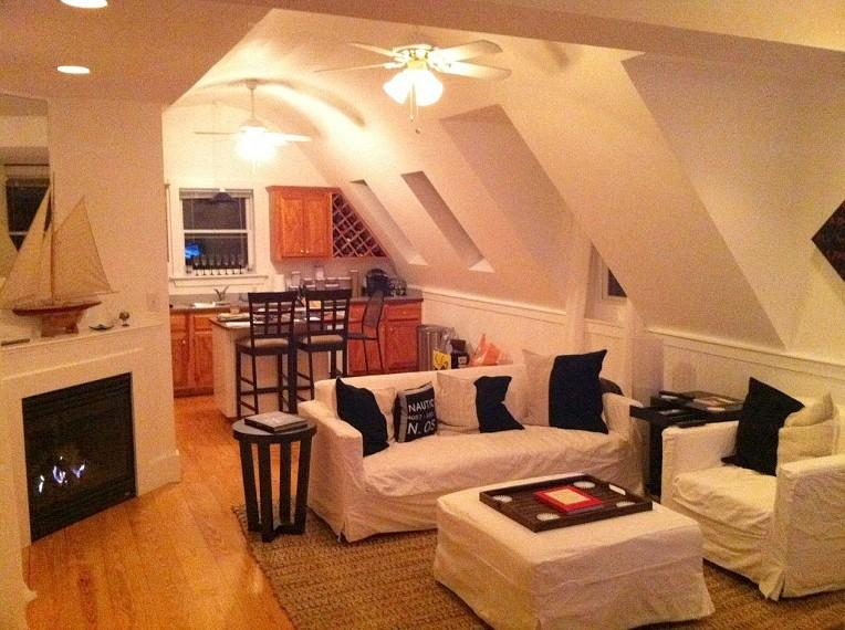 Central Commercial St Condo w / Water Views + Direct Parking - Image 1 - Provincetown - rentals
