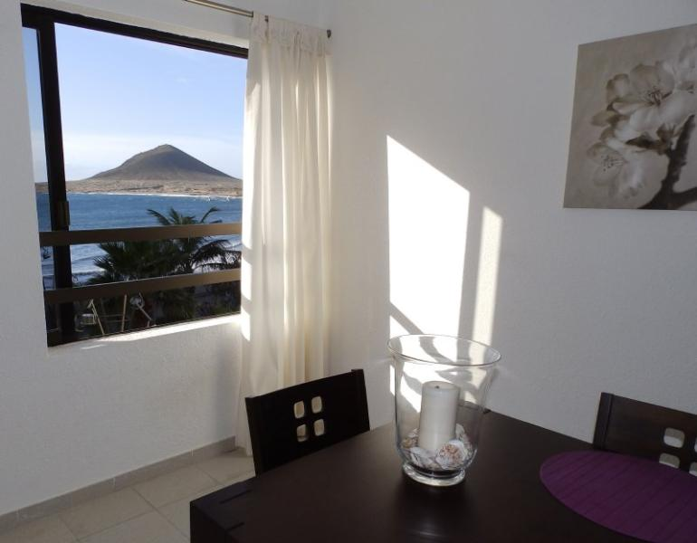 Beautiful Beachfront Apartment in El Medano - Image 1 - El Medano - rentals