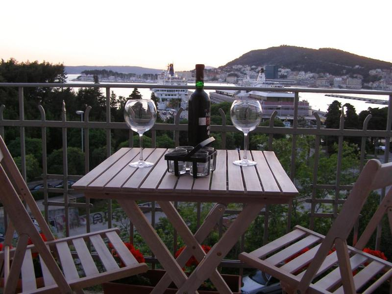 Balcony - Apartment VaMa - Split - rentals