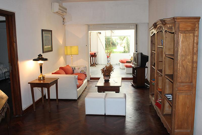 Two bedroom apartment - Charcas and Anchorena st, Recoleta (G177RE) - Image 1 - Buenos Aires - rentals