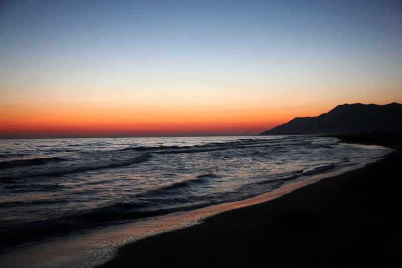 Sunset in Patara Beach - Villa in Kalkan Patara Club - Kalkan - rentals
