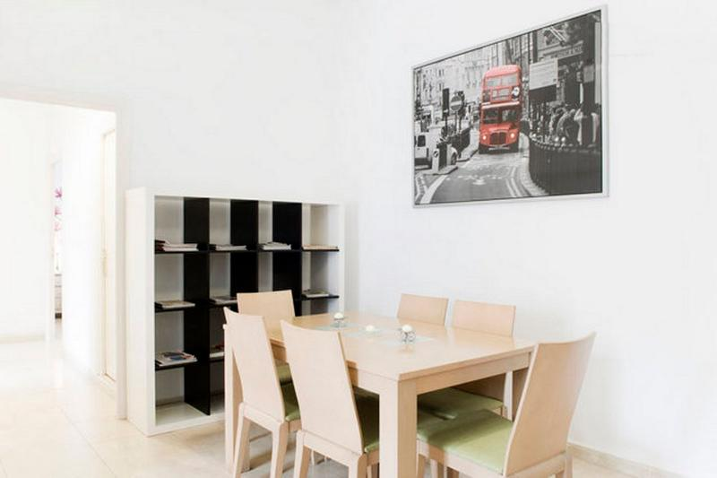 Big apartment Malaga City Centre - quite location - Image 1 - Malaga - rentals