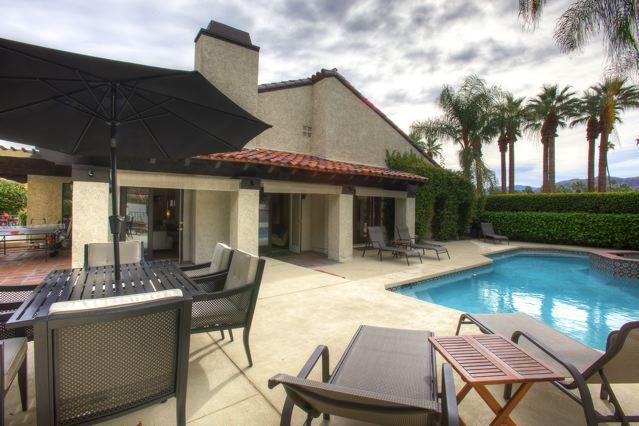 Private Pebbletech Pool and Spa - SUNNY!! Gorgeous, Private Pool Home  Palm Springs - Rancho Mirage - rentals