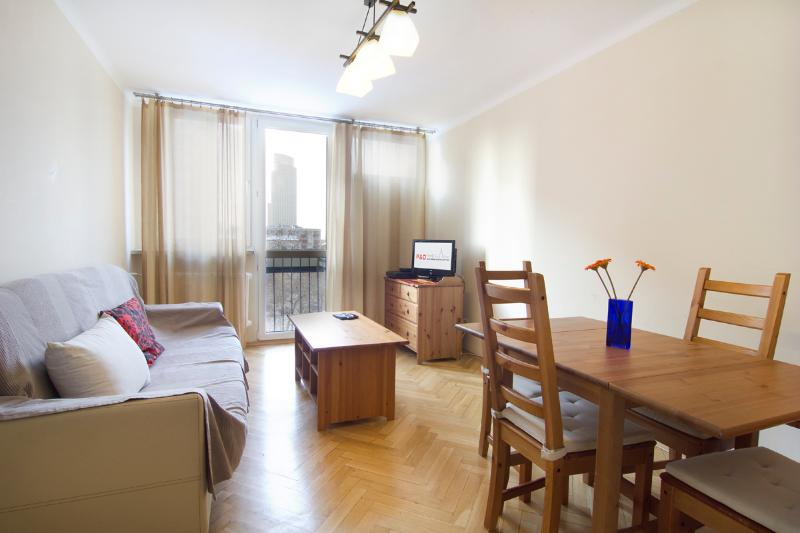Cosy city center apartment! Krochmalna - Image 1 - Warsaw - rentals