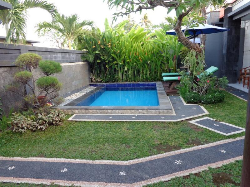 Pool - Private, Modern 2 Bedroom Villa in Bali - Kedonganan - rentals