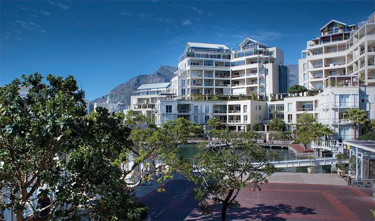 Marina Residence, V&A Waterfront, Cape Town - Image 1 - Cape Town - rentals