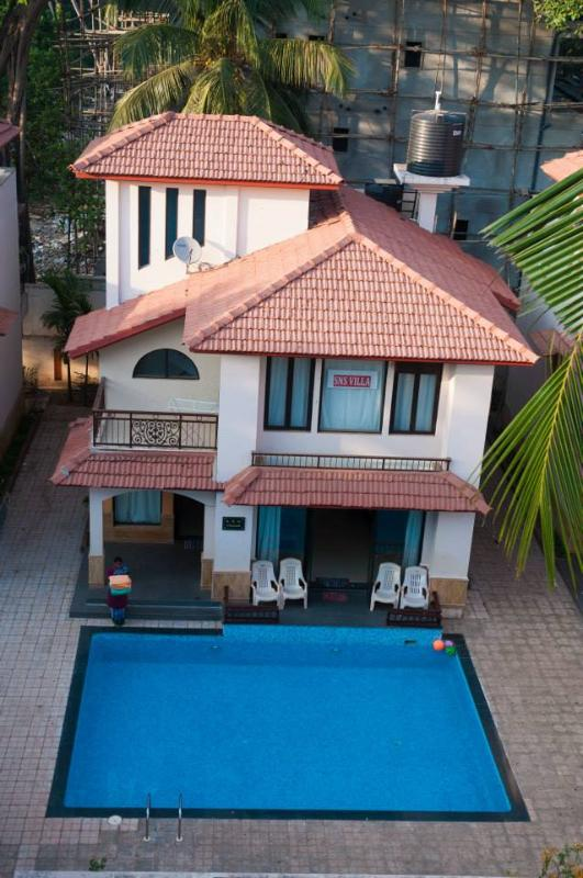 SNS beach holiday villa with private pool - SNS beach holidayvilla with private pool@Calangute - Calangute - rentals