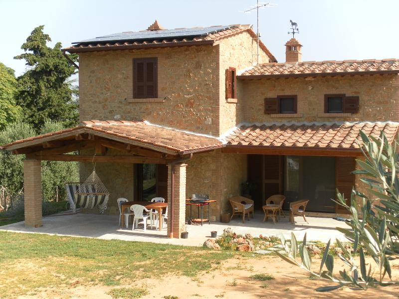 The house - Living Tuscany to its full - Volterra - rentals