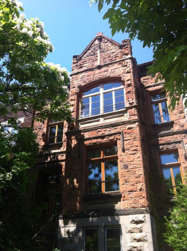 Plateau Heritage House Exterior - Plateau Heritage House - Montreal - rentals