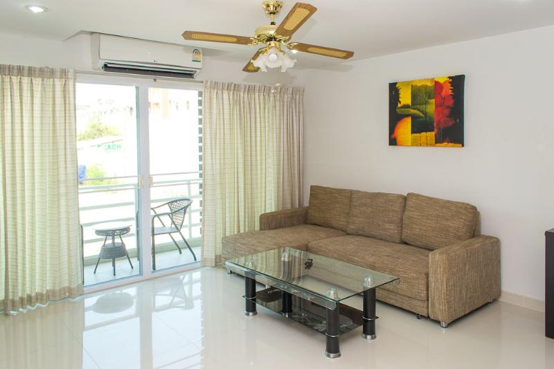 1bedroom on Jomtien 100m away from the beach(soi12-207) - Image 1 - Pattaya - rentals
